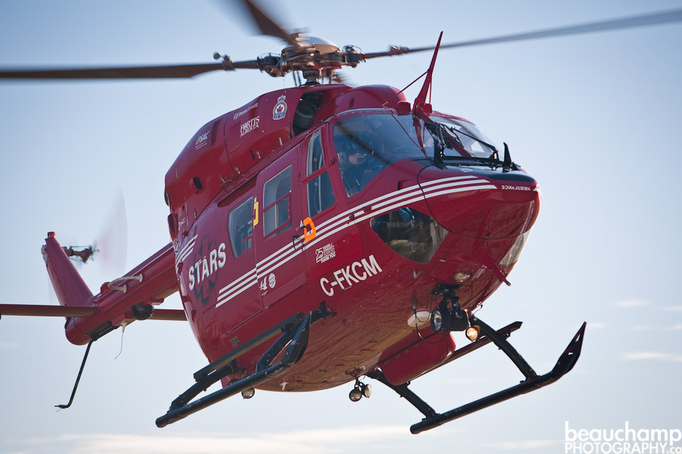 STARS air ambulance: An information systems challenge