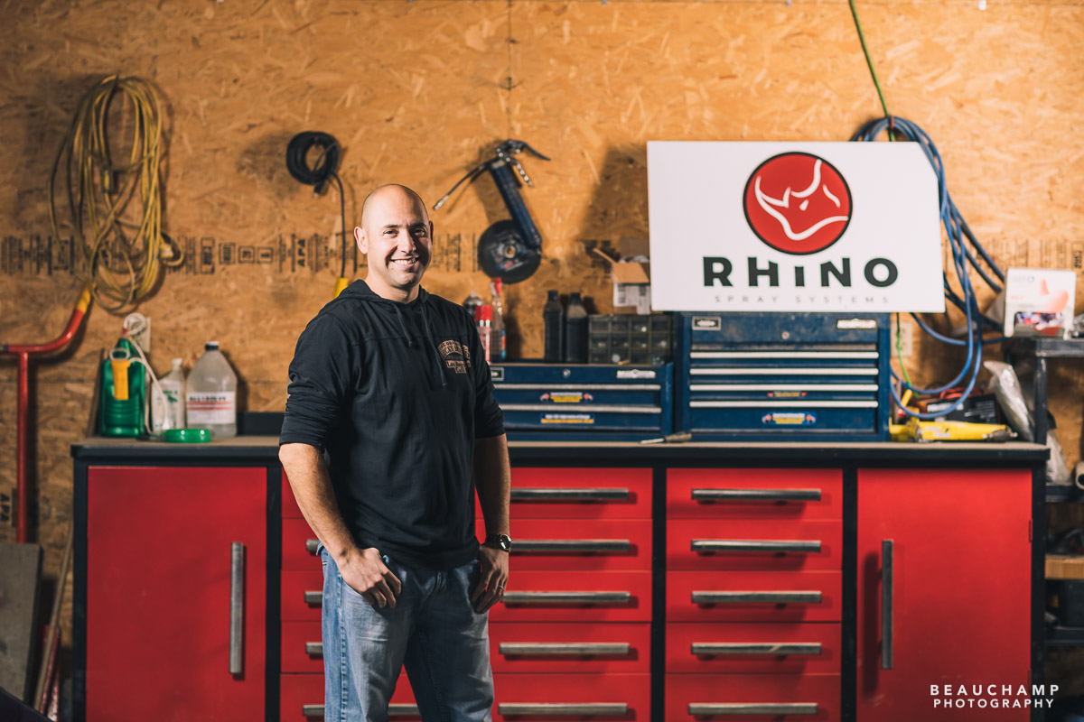 Rhino Spray Systems