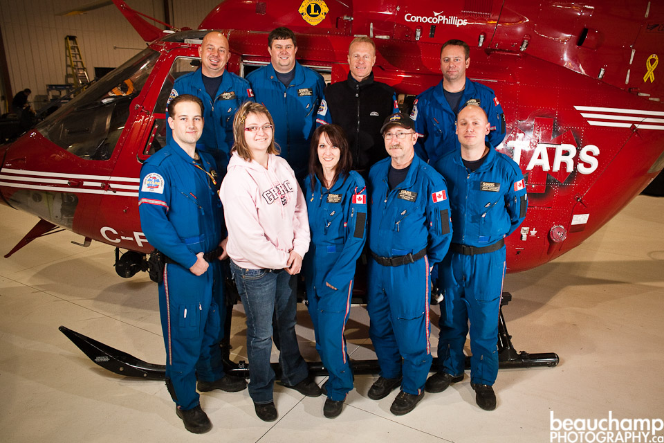 STARS Ambulance Photos - Beauchamp Photography