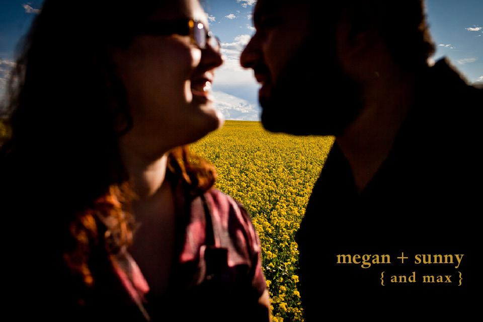 Megan + Sunny Engaged