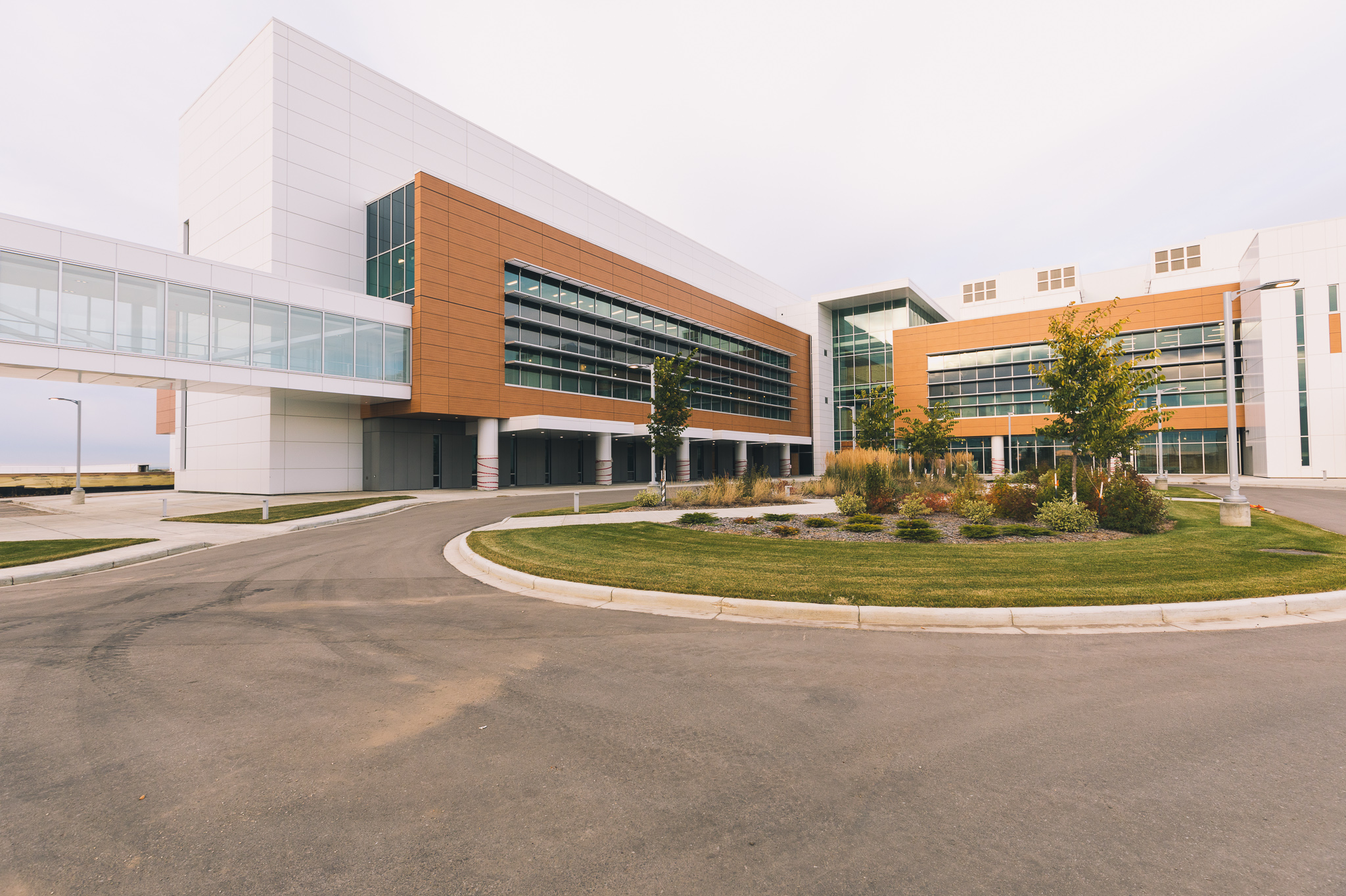 Graham Construction – Grande Prairie Hospital