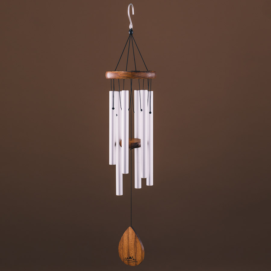 UpBlend Outdoors Wind Chimes: Product Photography