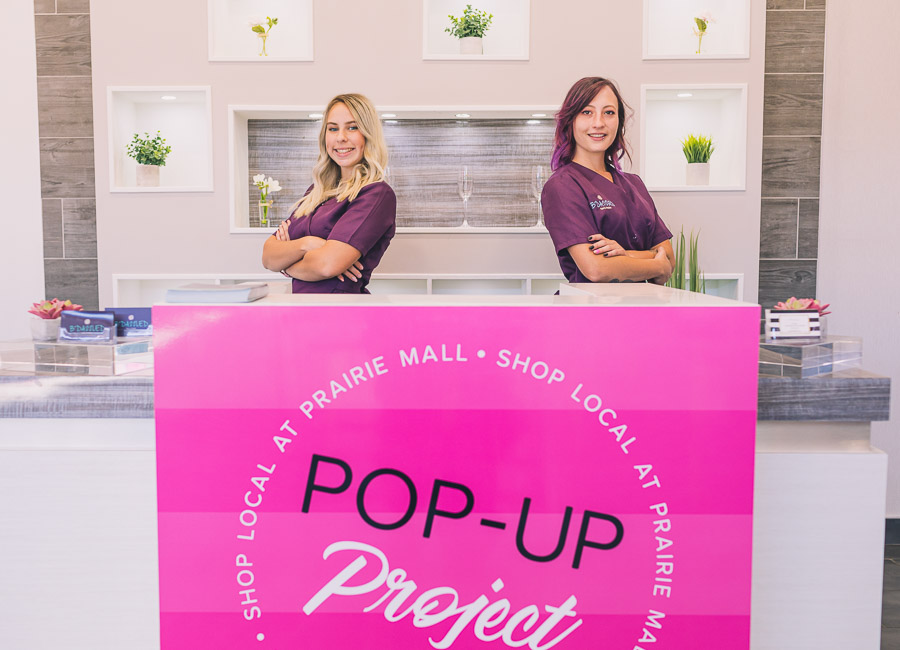 Prairie Mall Pop-Up Project