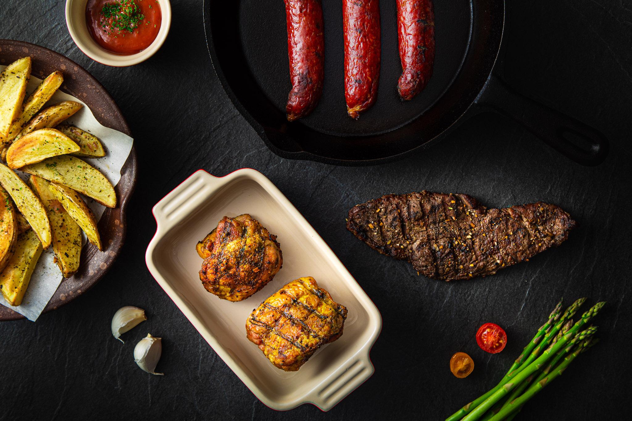 Studio Photography: Food & Product Image 1
